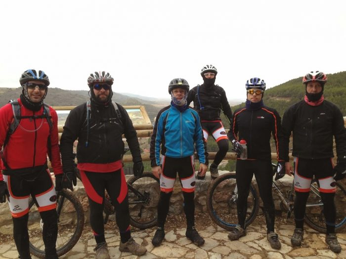 Club-Mountain Bike MTB-Paracuellos