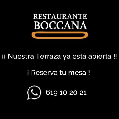 MTB Paracuellos Anuncios Ofertas Restaurante Bocana